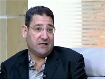 أحمد أيوب المتحدث باسم لجنة استرداد الأراضي الدولة