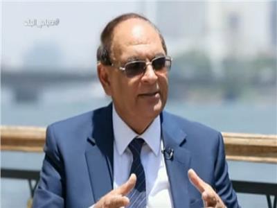الدكتور حسين خالد رئيس القطاع الطبى بالمجلس الاعلى للجامعات