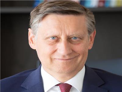 السفير الالماني الجديد سيريل چان نوناليو