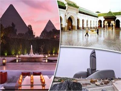 أماكن يجب زيارتها في القاهرة