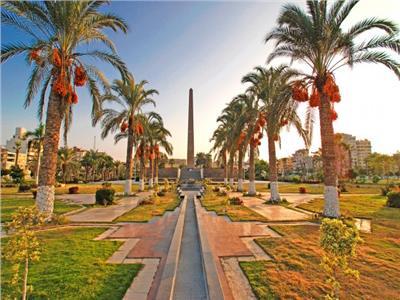 «حديقة المسلة»