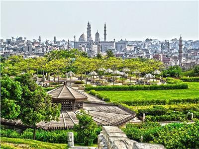 الحدائق في مصر