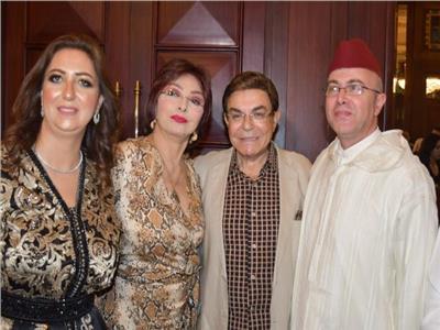 احتفال سفارة المغرب بالعيد الوطني