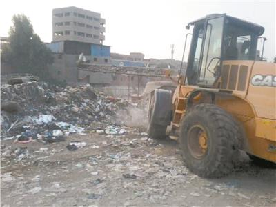 مصر تعلن الحرب على القمامة