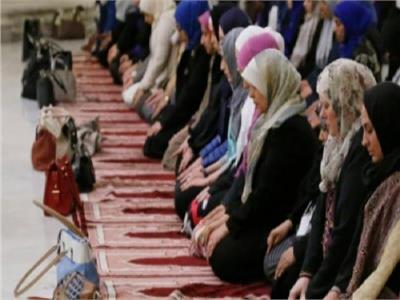 صلاة العيد للمرأة