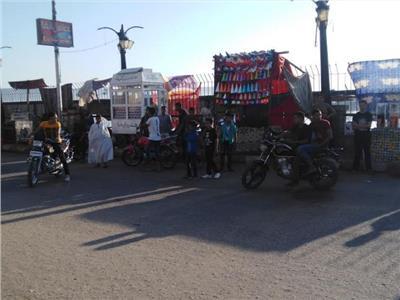 «شباب قنا» يحتفلون بعيد الأضحى على كورنيش النيل