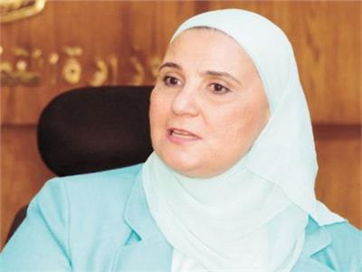نيفين القباج -  نائب وزير التضامن