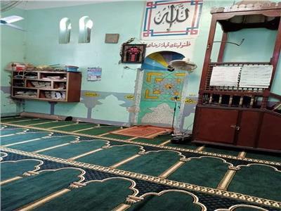 فرش 54 مسجدًا بنجع حمادي بتكلفة مليون و 200 ألف جنيه