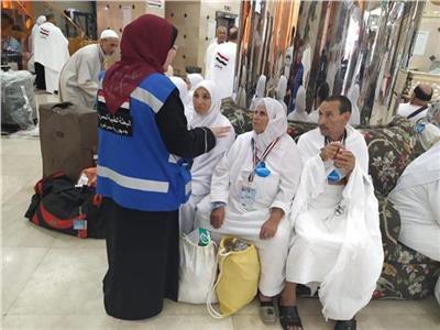 البعثة الطبية للحجاج المصريين