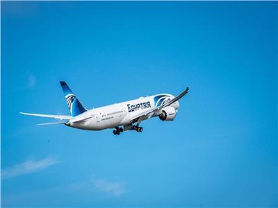 بالصور| مميزات جديدة بالطائرة رقم «75» بأسطول مصر للطيران