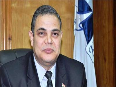 د. عبد الرازق دسوقي رئيس جامعة كفر الشيخ