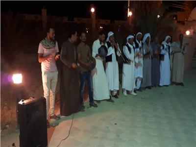 إحتفالات ثقافة الوادى الجديد بعيد الأضحى المبارك