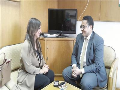 رئيس جمعية الصحفيين البحرينيين خلال الحوار