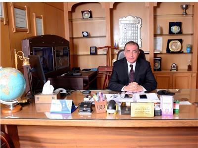 رئيس مجموعة أكديما الدوائية التابعة لوزارة الصحة د.ألفت غراب