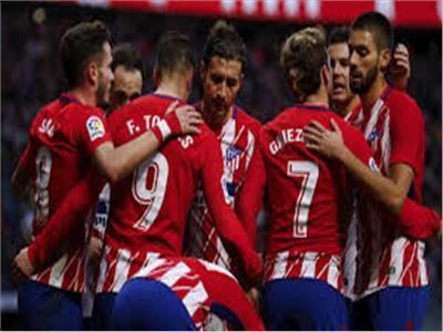 فريق أتلتيكو مدريد الأسباني