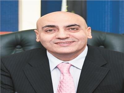 الكاتب الصحفي خالد النجار