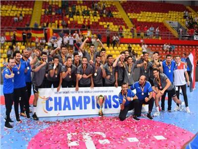 المنتخب الوطني المصري للناشئين لكرة اليد