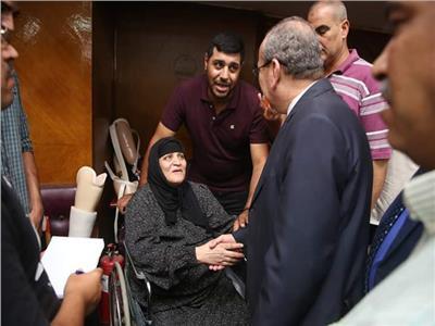 توزيع ١٠٥ أجهزة تعويضية ضمن مبادرة حياة كريمة على ابناء كفر الشيخ