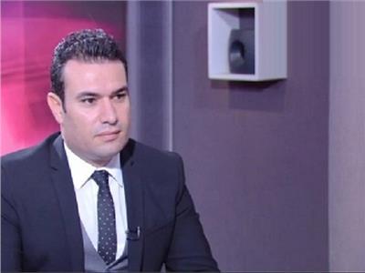 الدكتور محمد فوزي المتحدث الرسمي باسم وزارة الشباب والرياضة