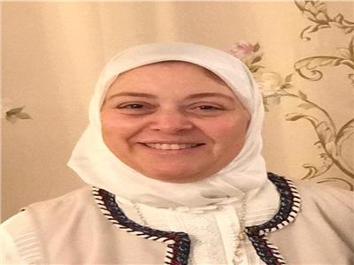 هناء العبيسي وكيل طب بنات الأزهر بالقاهرة للدراسات العليا والبحوث