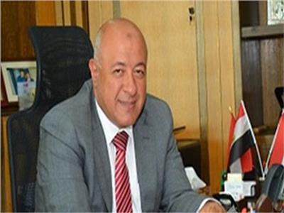 يحيى ابو الفتوح نائب رئيس البنك الأهلي