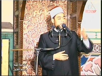 الشيخ مصطفى عبد السلام من علماء وزارة الأوقاف