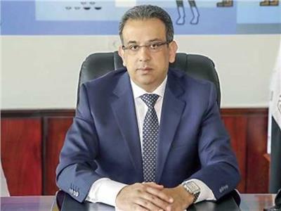 عصام الصغير رئيس مجلس ادارة الهيئة القومية للبريد
