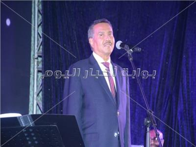 محمد عبده خلال الحفل