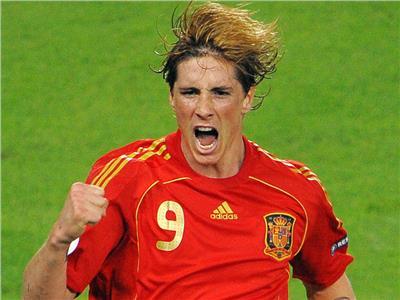 اللاعب الاسباني فرناندو توريس