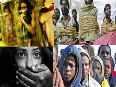 عبودية العصر الحديث| الاتجار في البشر جريمة عابرة للحدود - صورة مجمعة