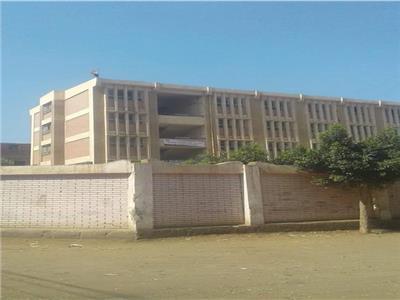 مدرسة الشهيد رامي عبدالمنعم البنوي