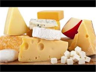 حفظ أنواع الجبن