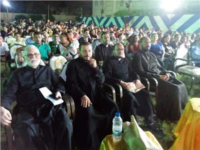 فعاليات مهرجان الإيبارشية البطريركية