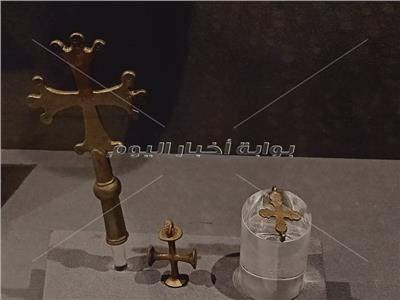 الآثار القبطية بمتحف طنطا