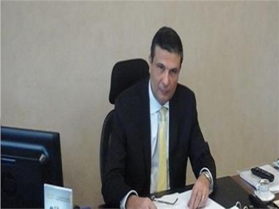 علاء فاروق الرئيس التنفيذي للتجزئة المصرفية والفروع بالبنك الأهلي المصري