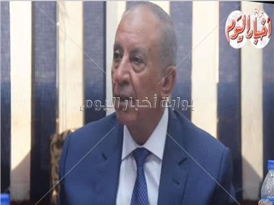 اللواء أحمد عبدلله محافظ البحر الأحمر