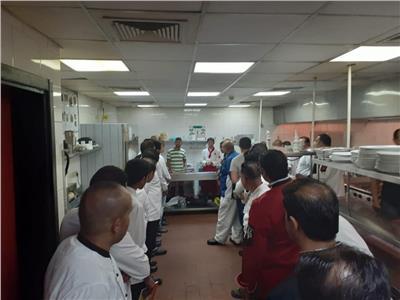 وزارة السياحة تستضيف أحد أكبر الشيفات الصينيين لتدريب الطهاة المصريين بالغردقة