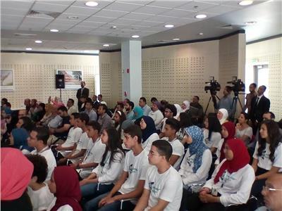 المؤتمر الصحفي الخاص بختام برنامج إبهار مصر 2019