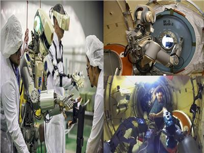 """الروبوت الروسي """"فيدور"""" على متن محطة الفضاء الدولية"""
