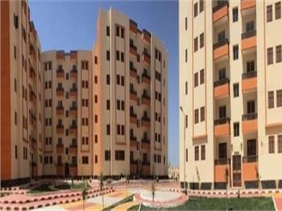 وحدات موظفي العاصمة الإدارية الجديدة المنفذة بمدينة بدر - أرشيفية