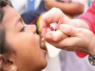 دعم استئصال شلل الأطفال