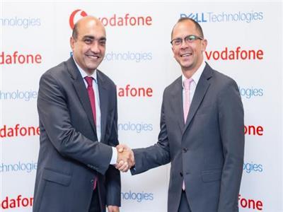 تعاون دل تكنولوجيز العالمية و وفودافون مصر