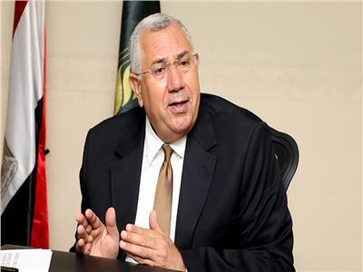 السيد القصير رئيس البنك الزراعي المصري