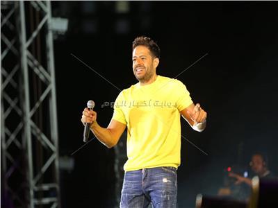حماقي يتألق بأضخم حفلات الإسكندرية في ختام صيف ٢٠١٩