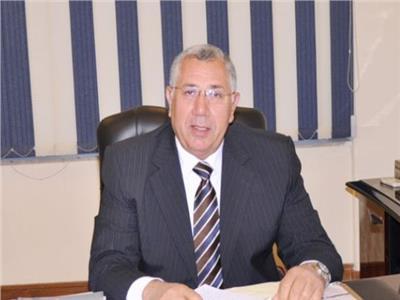 سيد القصير رئيس البنك الزراعي المصر