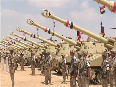 المدفعية المصرية - أرشيفية