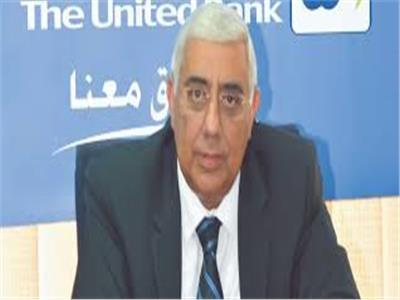 اشرف القاضي – رئيس مجلس ادارة المصرف المتحد