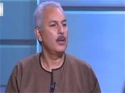 """نقيب الفلاحين """" حسين ابو صدام"""