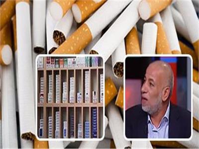 إبراهيم إمبابي رئيس شعبة الدخان باتحاد الصناعات المصرية