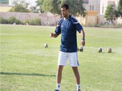 المدرب المصري محمد عبد العظيم